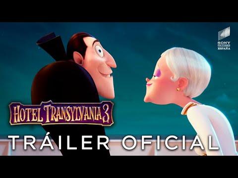 Trailer Hotel Transilvania 3: Unas vacaciones monstruosas