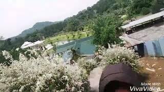preview picture of video 'Perjuangan banget pergi ke tebing gua tengkorak Batu Kajang KalTim'
