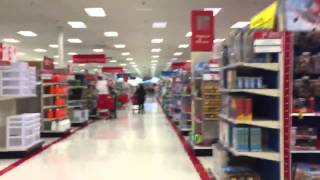 Tour Of Target In Carrollton TX (Store Closing) Part 1/2