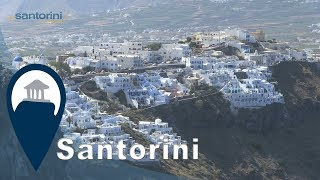 Santorini | The Architecture