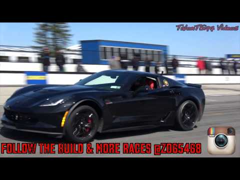 McLaren 720S Drag Races 900 HP Chevrolet Corvette Z06, Humiliation