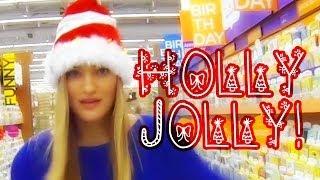 HOLLY JOLLY CHRISTMAS! [Music Video] | iJustine