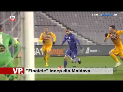 """""""Finalele"""" încep din Moldova"""
