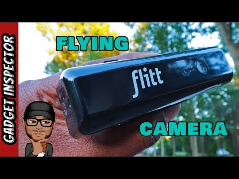 Flitt Flying Camera Selfie Drone Review