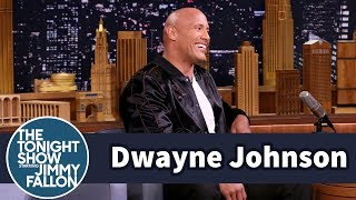 """""""The Rock"""" tells all about rumored presidential campaign"""