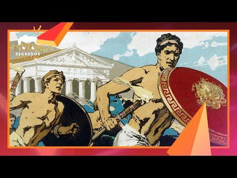 A origem das olimpadas e suas curiosidades