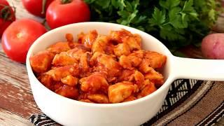 מתכון לחזה עוף ברוטב צ'ילי מתוק