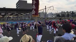 2016年 中野チャンプルーフェスタ 沖縄市 南桃原青年会