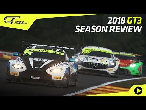 2018 British GT Season Review - GT3