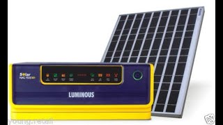 luminous solar nxg 1100 - Free video search site - Findclip Net