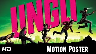 Ungli - First Look - Motion Poster