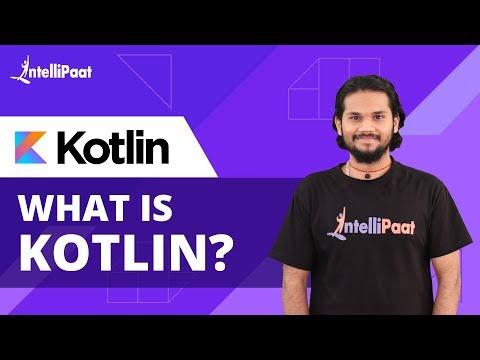 What is Kotlin?   Kotlin Programming   Kotlin Tutorial