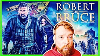 ROBERT THE BRUCE | Scottish Reaction to Official Trailer