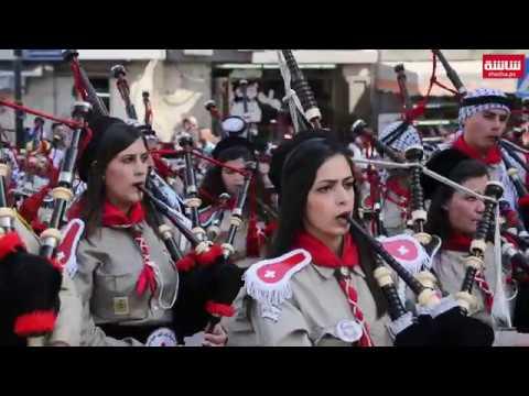 الطوائف المسيحية في فلسطين تحتفل بـ'سبت النور'
