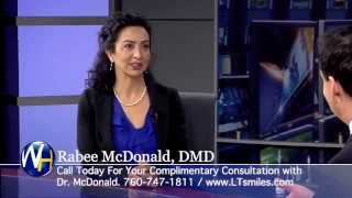 Affordable Cosmetic Dentistry in San Diego with Dr. Rabee McDonald on The Wellness Hour