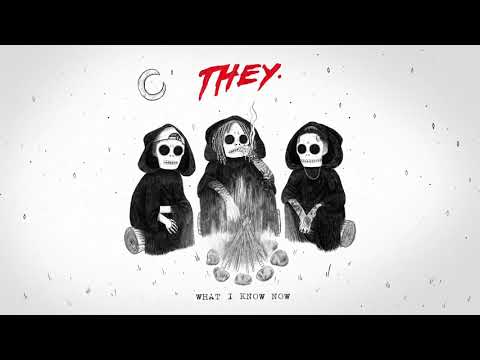 """THEY. – """"What I Know Now"""" feat. Wiz Khalifa"""