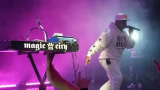 MC MAGIC, LIL ROB, DJ KANE  Live Tour 2018 Oklahoma