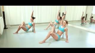 Vertigo Pole Workout - vol.2/Level 2 by Pole dance studio VERTIGO POLE FITNESS