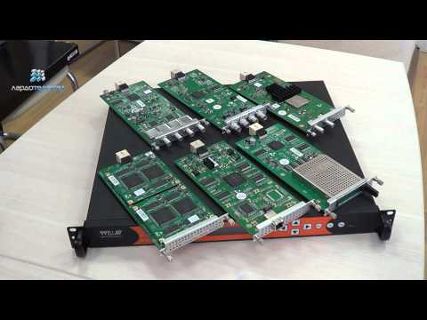 WELLAV SMP-100 Базовый модуль 1U