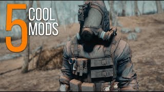 5 Cool Mods - Episode 59 - Fallout 4 Mods (PC/Xbox One)
