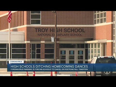 Metro Detroit high schools ditching homecoming dances