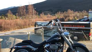 2018 Harley-Davidson FLFBS Fat Boy 114