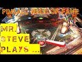 Mr Steve Plays: Pinball Hall Of Fame The Williams Colle