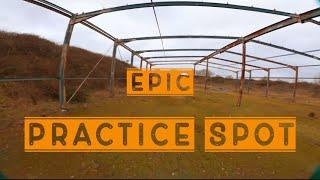 Epic Bando Practice Spot - FPV Freestyle