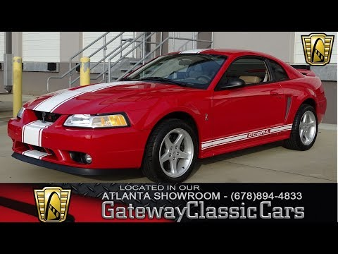 1999 Ford Mustang (CC-1340585) for sale in O'Fallon, Illinois