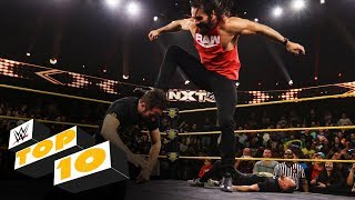 Top 10 NXT Moments: WWE Top 10, Nov. 20, 2019