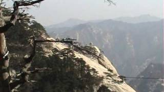 Video : China : A trip to Mount HuaShan 华山, ShaanXi province