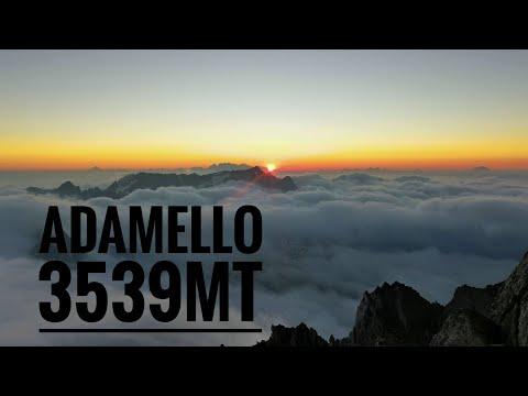 MONTE ADAMELLO 3539 MT - ESTATE 2019 DALLA VIA TERZULLI - PERNOTTAMENTO AL BIVACCO UGOLINI 3280 MT