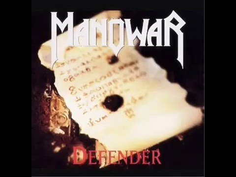 Manowar - Defender(1983, 7'' version)