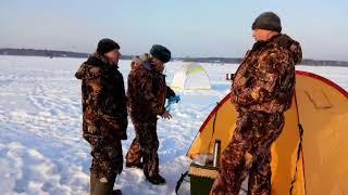 Конаково рыбалка 25.02.2018 года