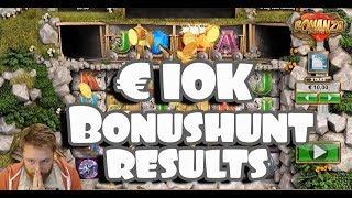 €10000 Bonushunt Results