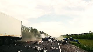 How to not drive your car on Russian roads || part 3 ||