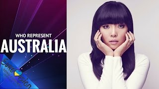 Eurovision 2018 - AUSTRALIA (NEW EDITION IN COMMENT)