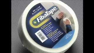 FibaTape® Drywall Joint Tape – How-To Install (Portuguese Subtitles)