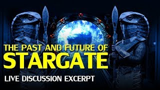 The Past and Future of STARGATE and other genre series on Streaming (Live Roundtable Excerpt)