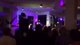 Focus Promotions live broadcast of INXS Tribute at The Boat in Mindarie April 2017.