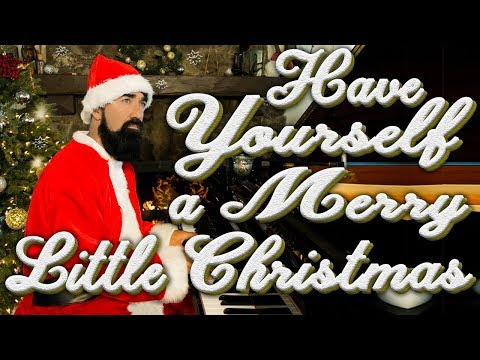 Have Yourself A Merry Little Christmas - Beard Guy (Walk off the Earth)