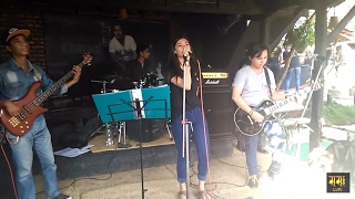 Shape of you Cover by (Jack & Toons) Sasaa The Newa Restaurant