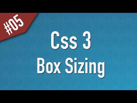 تعلم CSS3 القائمة #1 الفديو #5