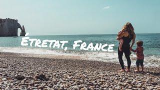 Hey. Let's Go to..Étretat, France!