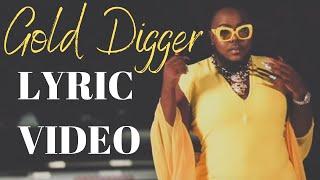 Saucy Santana - Gold Digger [Official Lyric Video]