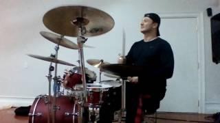 "Ani DiFranco - ""Promised Land"" (Scelza Drum Cover)"