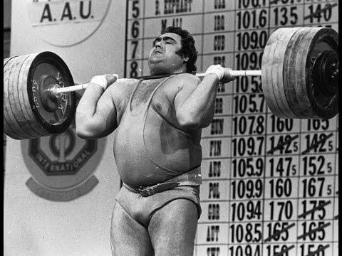 Vasily Alexeev   World Weightlifting Championship   1978