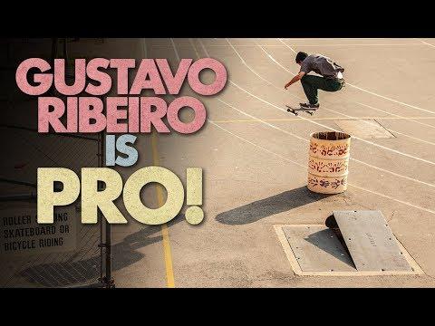 Gustavo Ribeiro's Full-Length PRO Part   Nine To Five