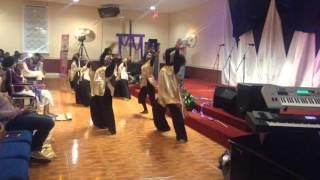 Psalms 150 by Vashawn Mitchell Praise Dance