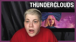 LSD - Thunderclouds ft. Sia, Diplo, Labrinth (REACTION)